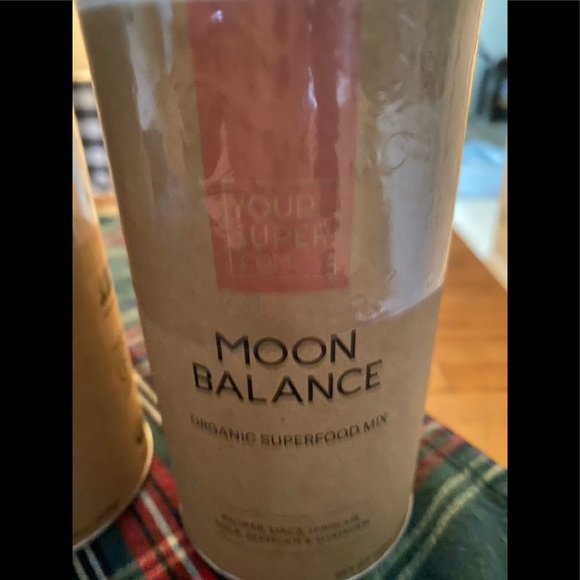 Your Super Moon Balance organic superfood mix